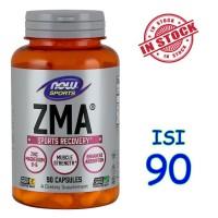 Now Sports ZMA - 90 Capsules Zinc Magnesium Vitamin B-6