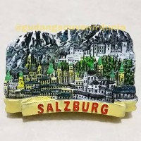 Magnet Kulkas Salzburg Austria 11-110