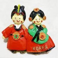 Magnet Kulkas Korea Pasangan 11-92