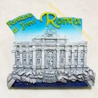 Magnet Kulkas Fontana di Jrevi Roma 11-117