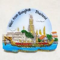 Magnet Kulkas Wat Arun Bangkok Thailand 11-96