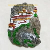 Magnet Kulkas Bhutan 11-102