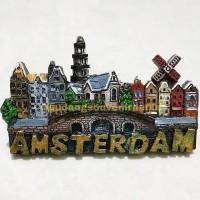 Magnet Kulkas Amsterdam 11-132