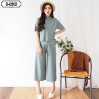 Harga marlin set 0605 pakaian wanita 100 real picture bahan | antitipu.com