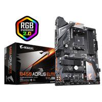 Motherboard Gigabyte B450 Aorus Elite [ AMD AM4 Socket ]