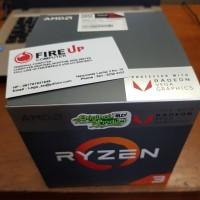 Processor AMD RADEON RYZEN 3 2200G