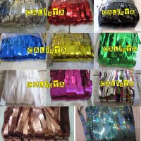 Foil Curtain Party | Fringe | Tirai | Background | Slinger