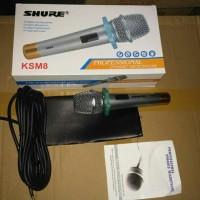 shure ksm8 microphone mic hslo