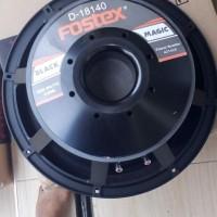 speaker fostex 18140 18inch 3000w