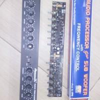 audio processor subwoofer AP Sub + box