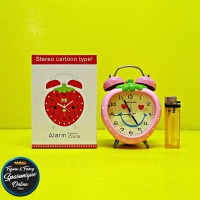 Jam Kring - Weker strawberry AY17062 B