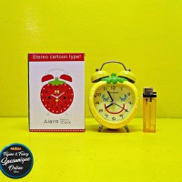 Jam Kring - Weker strawberry AY17062 C