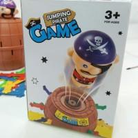 JUMPING PIRATE GAME / MAINAN ANAK / family games