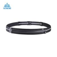 Aonijie Waist Bag W956 - Tas Pinggang lari sepeda gym - BLACK