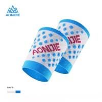 Aonijie Wrist Band E4098 - Deker Tangan sepeda gym lari - WHITE