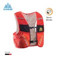 Aonijie Hydration Backpack C933 - 5L Trail Marathon Running - ORANGE