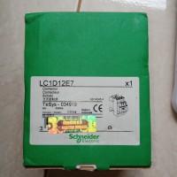 Contactor LC1D12E7 480V SCHNEIDER