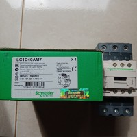 Contactor LC1D40AM7 220V SCHNEIDER Ori