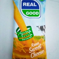 Susu Bantal Real Good Sweet Cheese 55ml