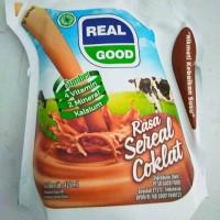 Susu Bantal Real Good Coklat 125ml