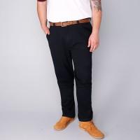 Chino Pants BLACK Eastlore BIGSIZE / Celana Panjang Chinos JUMBO SIZE