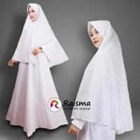Gamis Putih Set Jilbab Gamis Putih Untuk Umroh Gamis Putih Syari