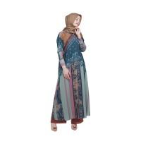 Moschata Dress - Green - Ria Miranda
