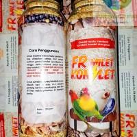 Harga fr milet konslet khasiat nyata membuat lovebird konslet dan | antitipu.com