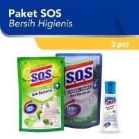 SOS Paket Bersih Higienis
