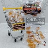 Permen jahe / permen lokal / ginger candy