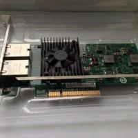 Lan Card Intel X540-T2 dual port 10GBps 10gbe PCI-e x8 network adapter