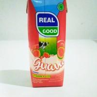 Susu Real Good Guava 125ml