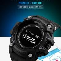 SKMEI Thunder Jam Tangan Smartwatch Bluetooth - 1188