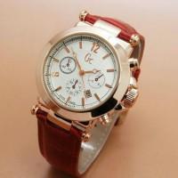 PROMO jam tangan wanita / cewe GC kulit kw super MMEE