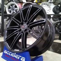 Velg NE4 HSR Ring 17 untuk mobil Datsun Go, Go+, Panca