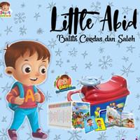 Buku balita little abid murah