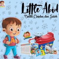 Buku anak little abid