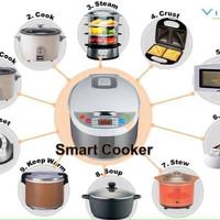 Smart cooker 10 in 1 vienta