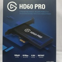 Elgato HD60 PRO - Stream and Record Perfectly - Garansi Resmi DTG 2 Th