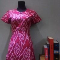 Dress Batik Katun Cirebon Brand Batik Muda