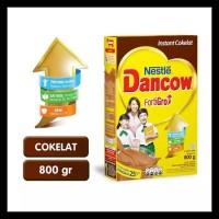 Harga susu dancow fortigro rasa coklat 800gr termurah | Pembandingharga.com