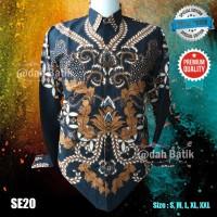 Baju Batik Pria Exclusive Adah Batik