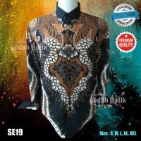 Baju Batik Pria Exclusive Adah Batik Sragen
