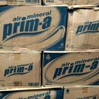 Air Mineral Prima Botol Pet - 600 ml