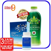Herbal Untuk Gejala Jantung Koroner MAXI-9 Bahan Alami
