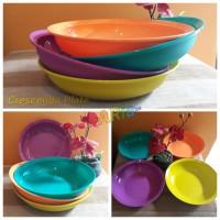 Crescendo Plate Tupperware -