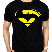 New KAOS T-SHIRT SUPERMAN Termurah