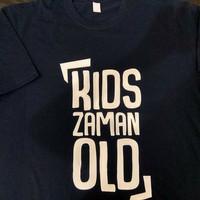 New KAOS T-SHIRT DISTRO KIDS ZAMAN OLD Termurah