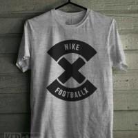 New KAOS T-SHIRT DISTRO NIKE X FOOTBALL Termurah