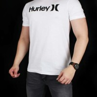 New T-SHIRT KAOS DISTRO HURLEY Termurah